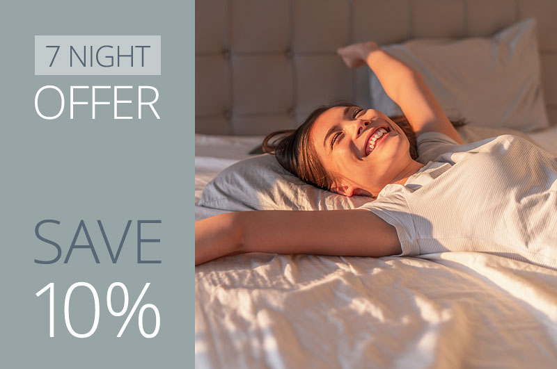 Guernsey hotel Special Offer - Save 10%.